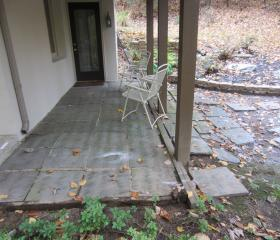 Custom Stonework - Patio