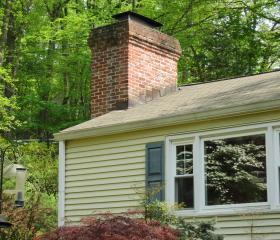 Custom Stonework - Chimneys