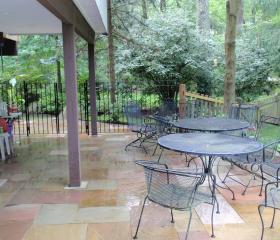 Dolman Backyard Living Space