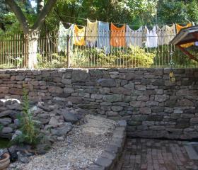 Custom Stonework - Wall