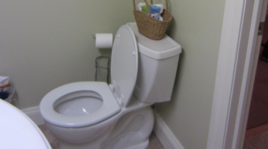Milbourne Basement Bathroom